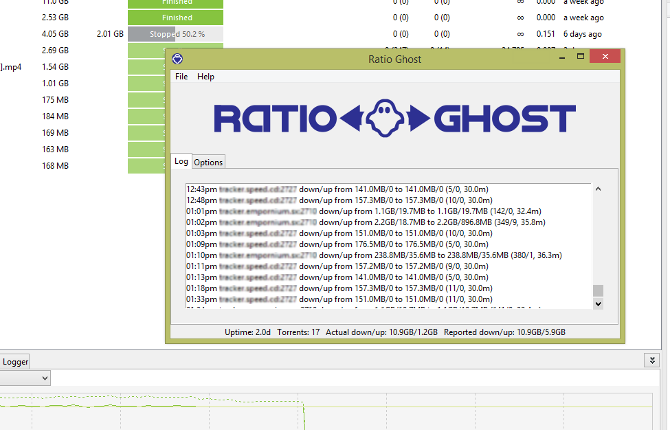 BitTorrent Ratio Cheating | Cheat Torrent Ratio | Torrent Ratio